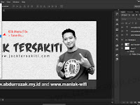 Belajar Photoshop #09 - Menyimpan Project di Adobe Photoshop