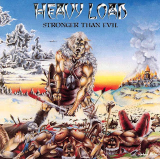 "Heavy Load - ""I Am Me"" (video) from the album ""Stronger than Evil"""