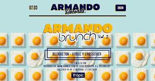 Fiesta ARMANDO BRUNCH ¡2DA PARTE! 2020