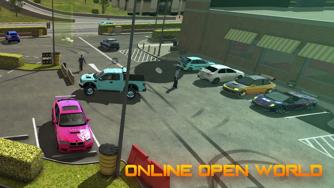 Car Parking Multiplayer Hileli APK - Krom Mod Menü v1 Hilesi