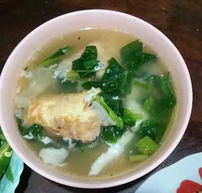 Cara Mudah Masak Sup Tahu Jepun Jadi Sedap