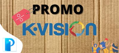 Promo K Vision Bulan April 2021