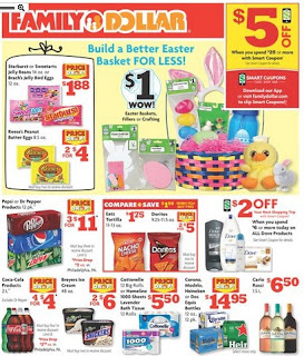 Family Dollar Weekly Ad April 14 - 20, 2019