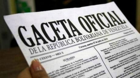 Publican en Gaceta oficial Nº 41.044 resolución de las modificaciones curriculares para la educación media