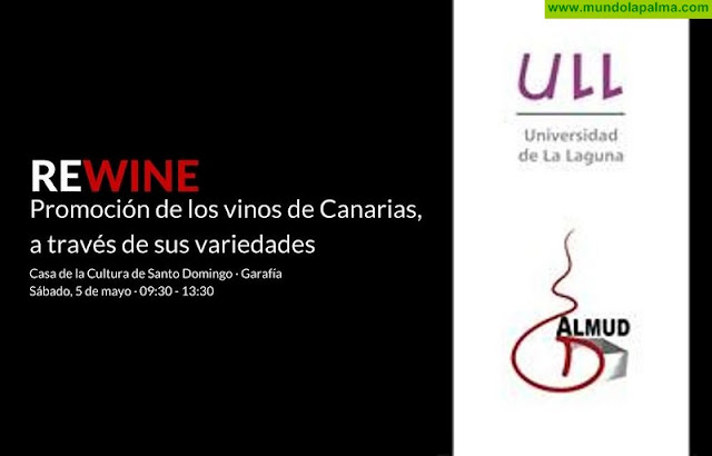 II Rewine de la Universidad de La Laguna en Garafía
