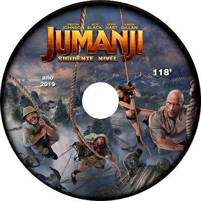 Jumanji - siguiente nivel - [2019]
