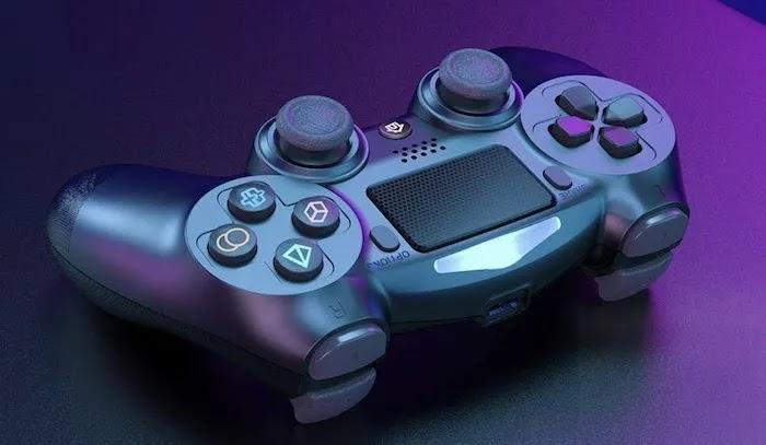 وحدة تحكم نظام PS4 للجهات الخارجية Geeklin
