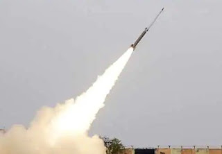 DRDO conducted Test of Solid Fuel Ducted Ramjet (SFDR) Technology