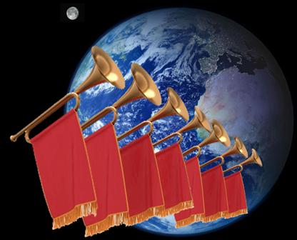 As sete trombetas do Apocalipse - Pregações e Estudos Bíblicos