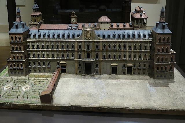 Informações do Museu de História de Madri