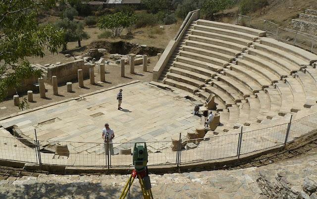 Υαλουργείο αποκαλύφθηκε σε αρχαία Μητρόπολη της Μικράς Ασίας