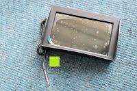Bildschirm: AUTO VOX M1 Auto Rückfahrkamera mit Monitor 4.3'' TFT LCD Rückansicht Bildschirm mit IP68 wasserdichte Kamera für Einparkhilfe&Rückfahrhilfe, einfache Installation für die meisten Automodell