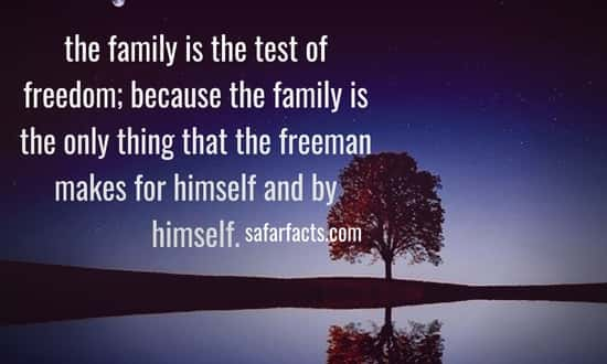 Family Problems Sayings and Quotes