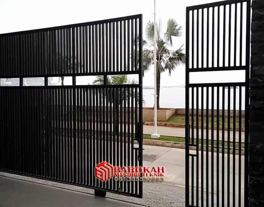 pagar rumah minimalis murah 081297736417   barokah mandiri ...