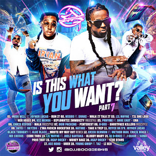 DJ J Boogie, Is This What You Want? Vol.7, New Mixtape Alert, New Hip Hop Music, Hip Hop Everything, Team Bigga Rankin, Promo Vatican,