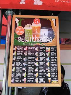 thai tea murah belakang universitas majalengka