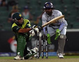 Pakistan vs Sri Lanka 16th Match ICC World T20 2007 Highlights