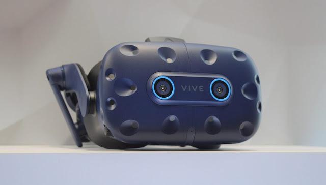 Vive Pro Eye Siap Launching Di 2019 - Imedia9