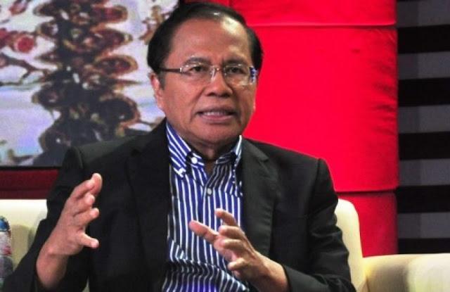 Rizal Ramli Disarankan Abaikan Somasi Partai NasDem