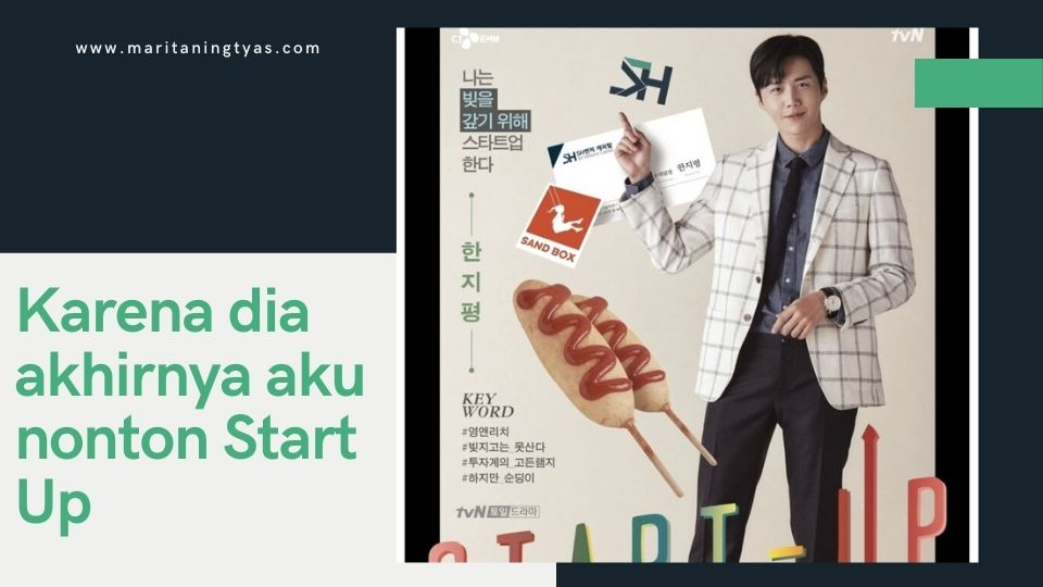 kim seon ho bikin kepincut sama Start Up