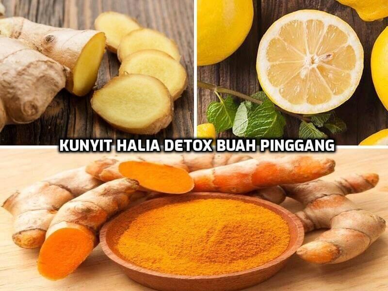Kunyit Halia Detox