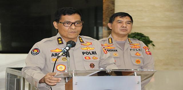 5.918 Orang Diamankan, 240 Proses Pidana Dan 87 Ditahan Dalam Demo Rusuh Tolak UU Cipta Kerja