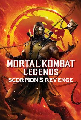 Mortal Kombat Legends: Scorpion's Revenge [2020] [DVD R1] [Latino]