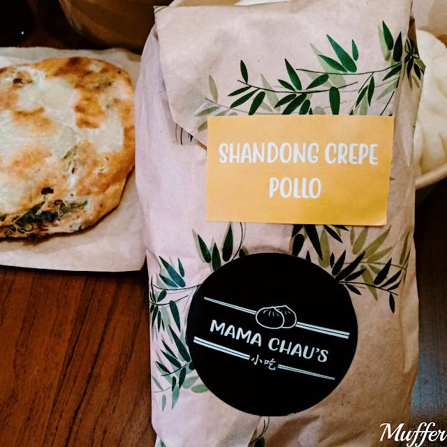 Mama Chau's - Shandong Crepe Pollo