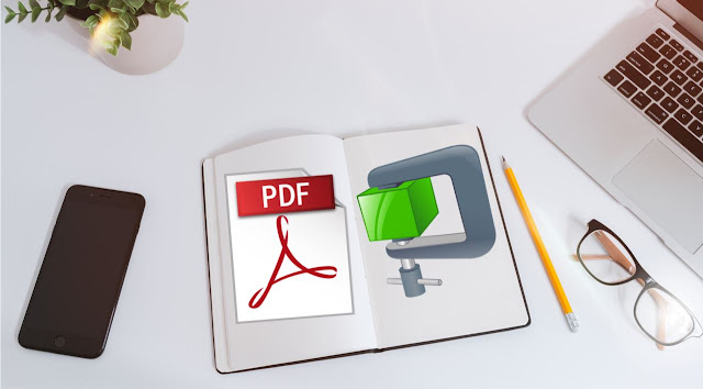 How to Compress PDF File to Smaller Size