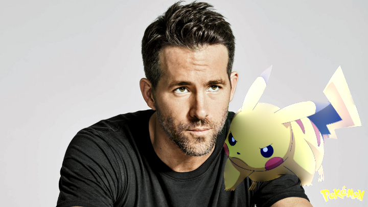 Pokemon : Ryan Reynolds Cast As Pikachu In Live-action Film.