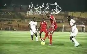 نتيجة مباراة السودان وغانا في تصفيات كأس أمم أفريقيا