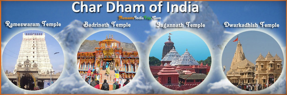 Hinduism: Char Dham