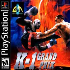 K-1 Grand Prix - PS1 - ISOs Download