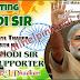 Video Update: Modi Sir Is Not HaniKarak,Lagao Thappa On No Bharat Band Watch & Share