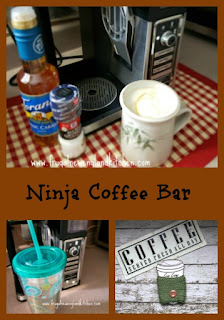 Ninja Single Serve Pod Free Coffee Maker Bar