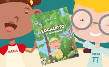 Receba Grátis a Revista Eucalipto é a Biodiversidade