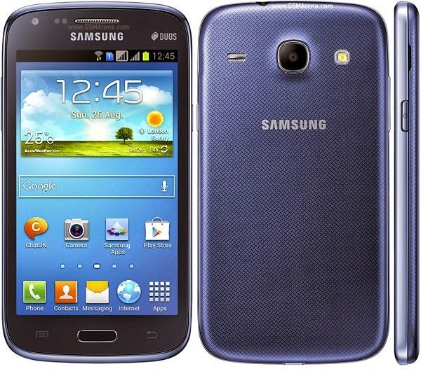 HP Samsung Galaxy Core I8262
