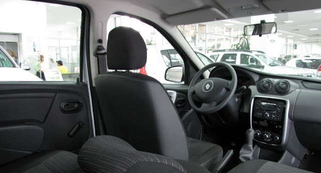 Interior Renault Logan