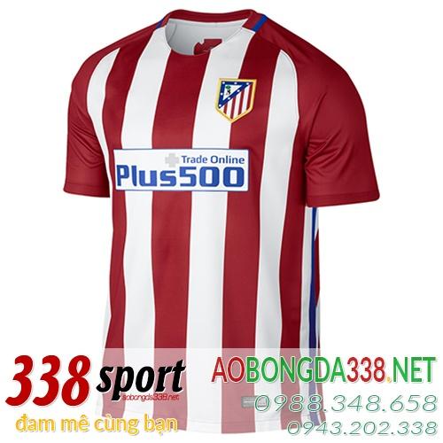 áo atletico sân nhà 2017