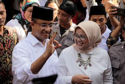 Hari Pencoblosan, Pernyataan Anies Baswedan Ini Bikin Umat Islam Jakarta Makin Bersemangat