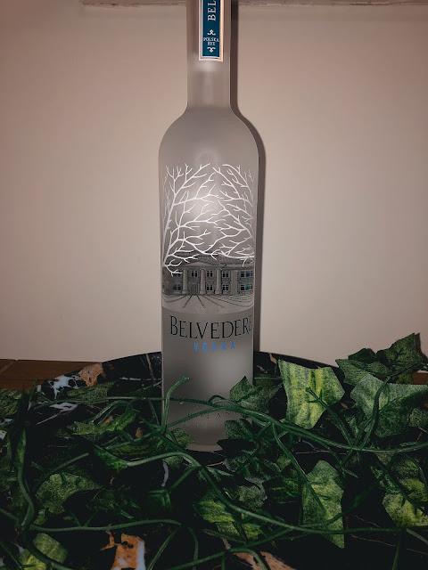 Moonpig Belvedere vodka
