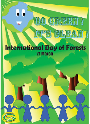 international forestry day