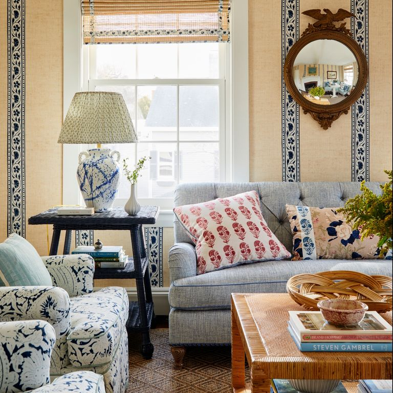 Classica e Graziosa Casa al Mare Restaurata da Lilse McKenna Designer. {Massachusetts Home -Decor Inspiration}