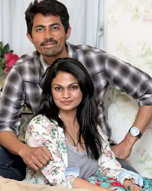 Karthik Kumar about her ex-wife Suchitra inside Bigg Boss house