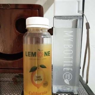 gambar 3 Manfaat minum air lemon di pagi hari bagi kesehatan tubuh