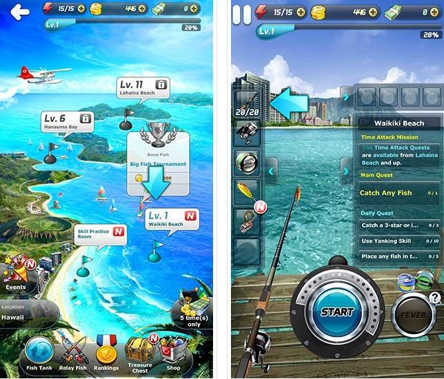fishing catch mod apk
