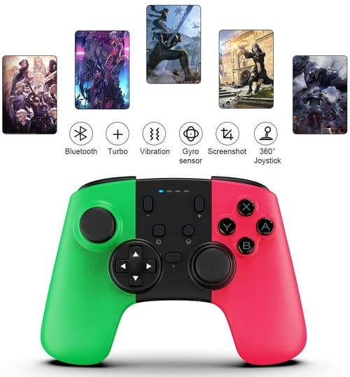 STOGA Remote Pro Controller for Nintendo Switch