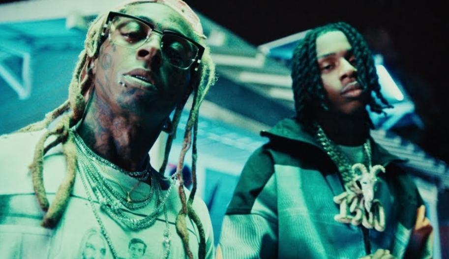 GANG GANG Lyrics - Polo G & Lil Wayne
