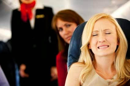 """How to overcome """"air anxiety"""""""