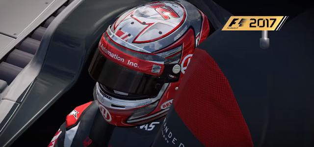 F1 2017 ya disponible en consolas y ordenadores